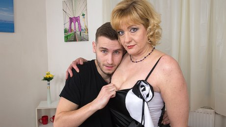 Naughty Housewife Fucking Her Toy Toy Boy