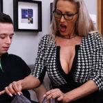 Horny German Milf Teaching A Toy Boy Her Dirty Ways - presnted by Mature.nl