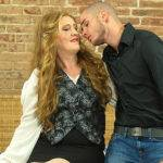 Naughty Mature Angelica Does Her Toy Boy - presnted by Mature.nl